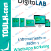 Curso Entrenamiento en Redes y WhatsApp Marketing