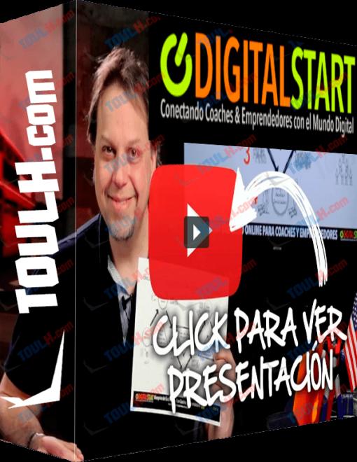 WorkShop Digital Start 2020 - Jose Luis Galvis