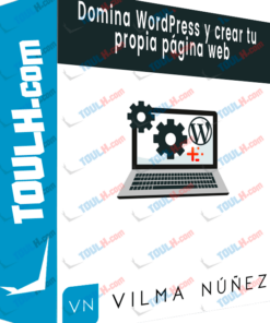 Curso Domina WordPress y crea tu página web