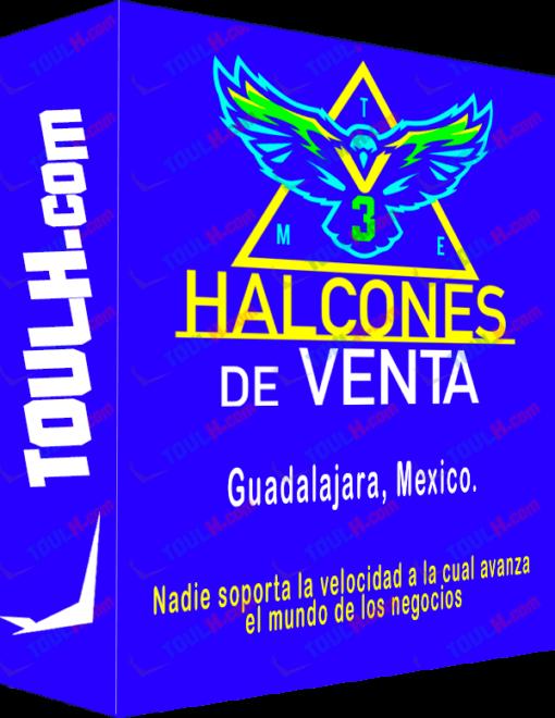 Halcones de ventas 3 - Carlos Muñoz
