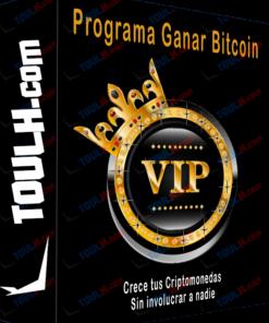 Curso Ganar Bitcoin VIP