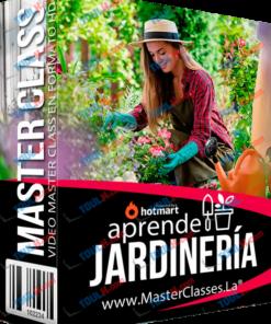 Curso Aprende Jardinería
