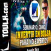 Seminario Como Invertir en Bolsa Para No Expertos