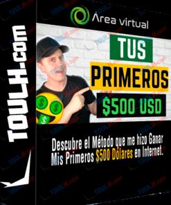 Mentoria Primeros 500 dólares - Francisco Bustos