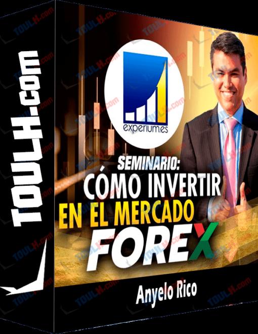 Seminario como invertir en el mercado Forex