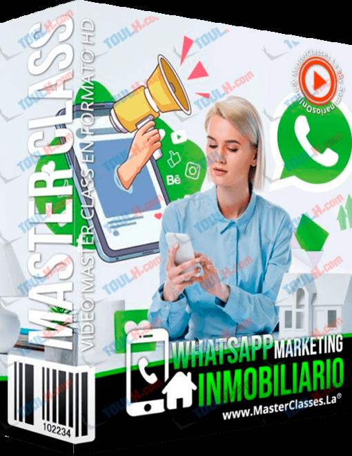 WhatsApp Marketing Inmobiliario curso mega