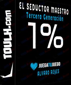 Alvaro reyes mentoria 1%