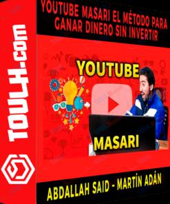 Descargar Curso Youtube Masari 2020 – Abdallah Said – Martín Adán